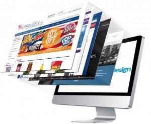 создание официального сайта